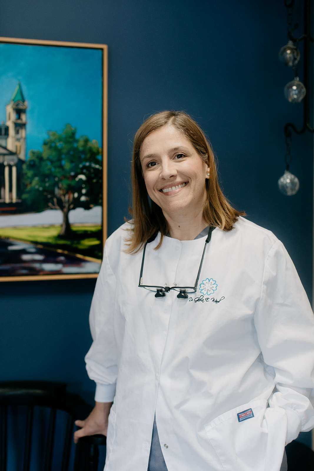 Dr. Gloria Ward earned her first D.D.S in her home country of Colombia, South America from CES University and received a Master of Science in Periodontal Prosthesis. - She moved to Virginia in 1999 and obtained a Master of Science in Dental Materials and later on earned her second D.D.S. degree - Magna Cum Laude - at Virginia Commonwealth University in 2003. In addition to practicing dentistry, Dr. Ward is certified in Oral Conscious Sedation from VCU School of Dentistry and speaks Spanish fluently. She also has a special interest in Sleep Apnea and works with multiple Sleep Specialists in the area.Read More +