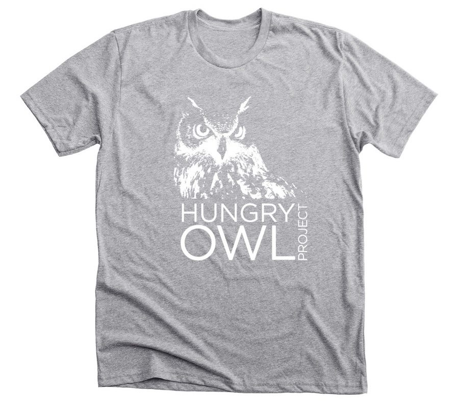 Merchandise Hungry Owl Project