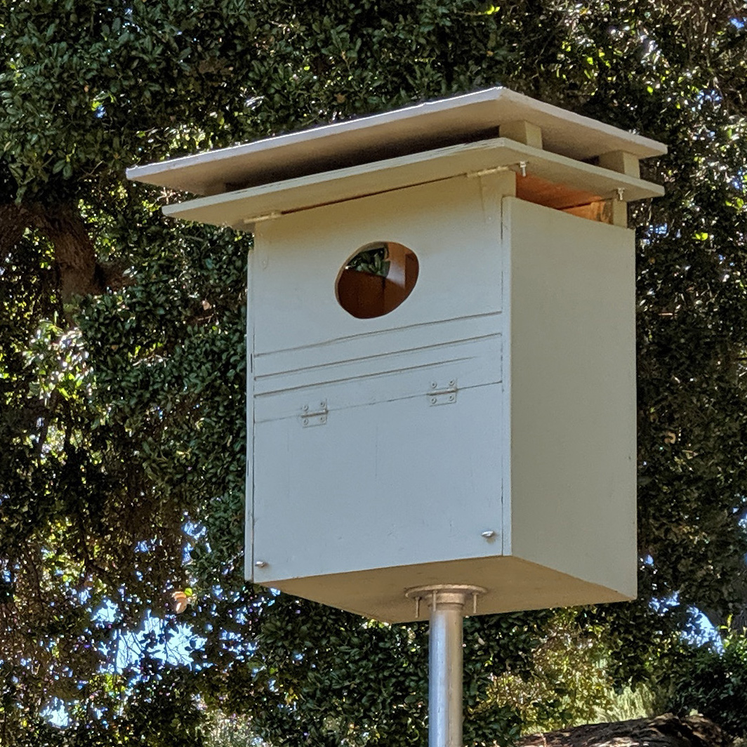 Barn Owl Boxes - Barn Owl boxes and other nesting boxes are an effective form of non-toxic pest control, and are a great way to support local wildlife. A Barn Owl family can consume thousands of rodents in a breeding cycle.