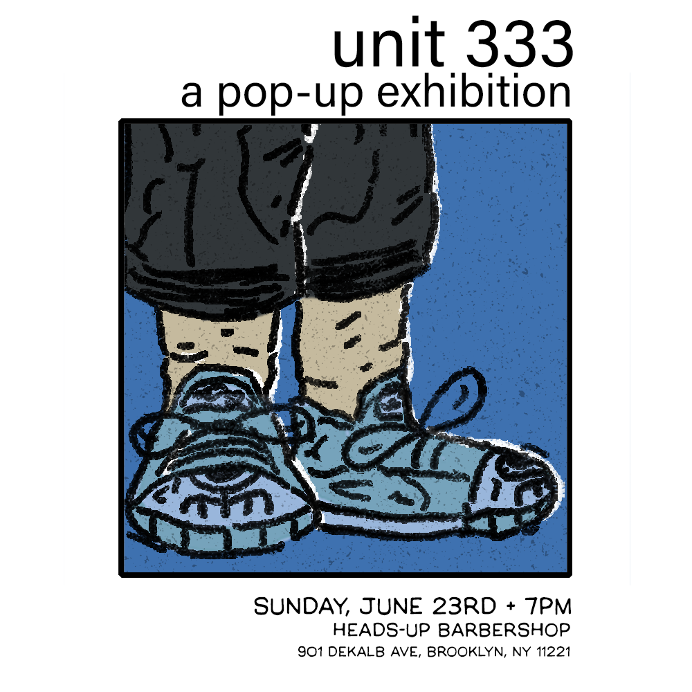 solo exhibition + comic release - Brooklyn Artist , Hab Oh, debuts the release of his latest graphic novel