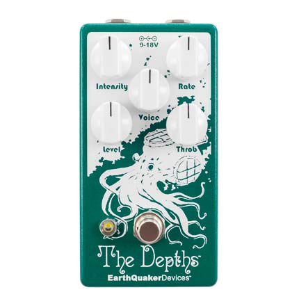 The Depths™   Analog Optical Vibe Machine