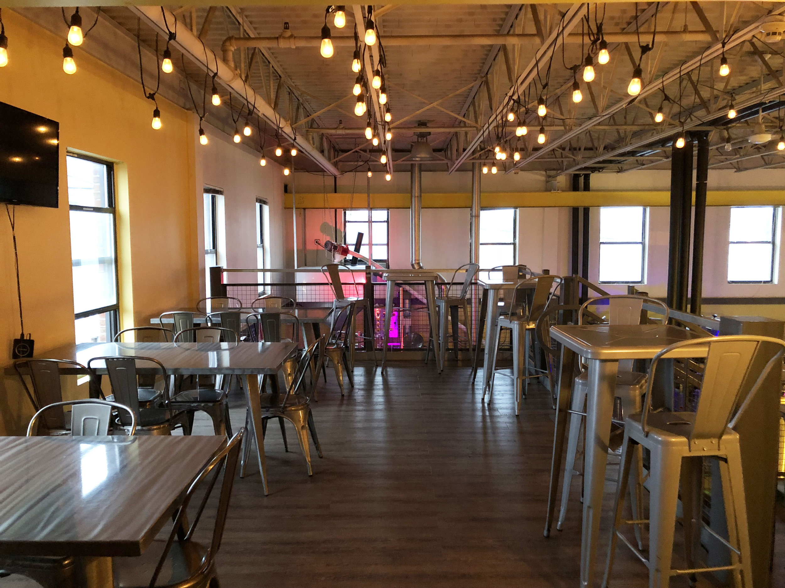 Private Loft & Public Taproom Event Spaces - Unique brewery event spaces for any occasion or celebration. Good food, outstanding service, amazing memories.