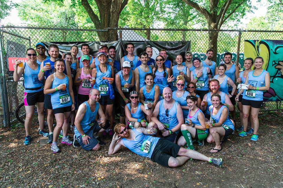 Thursdays - Happy Soles Run ClubJoin the Slumbrew Happy Soles run club every Thursday evening + one Saturday a month!