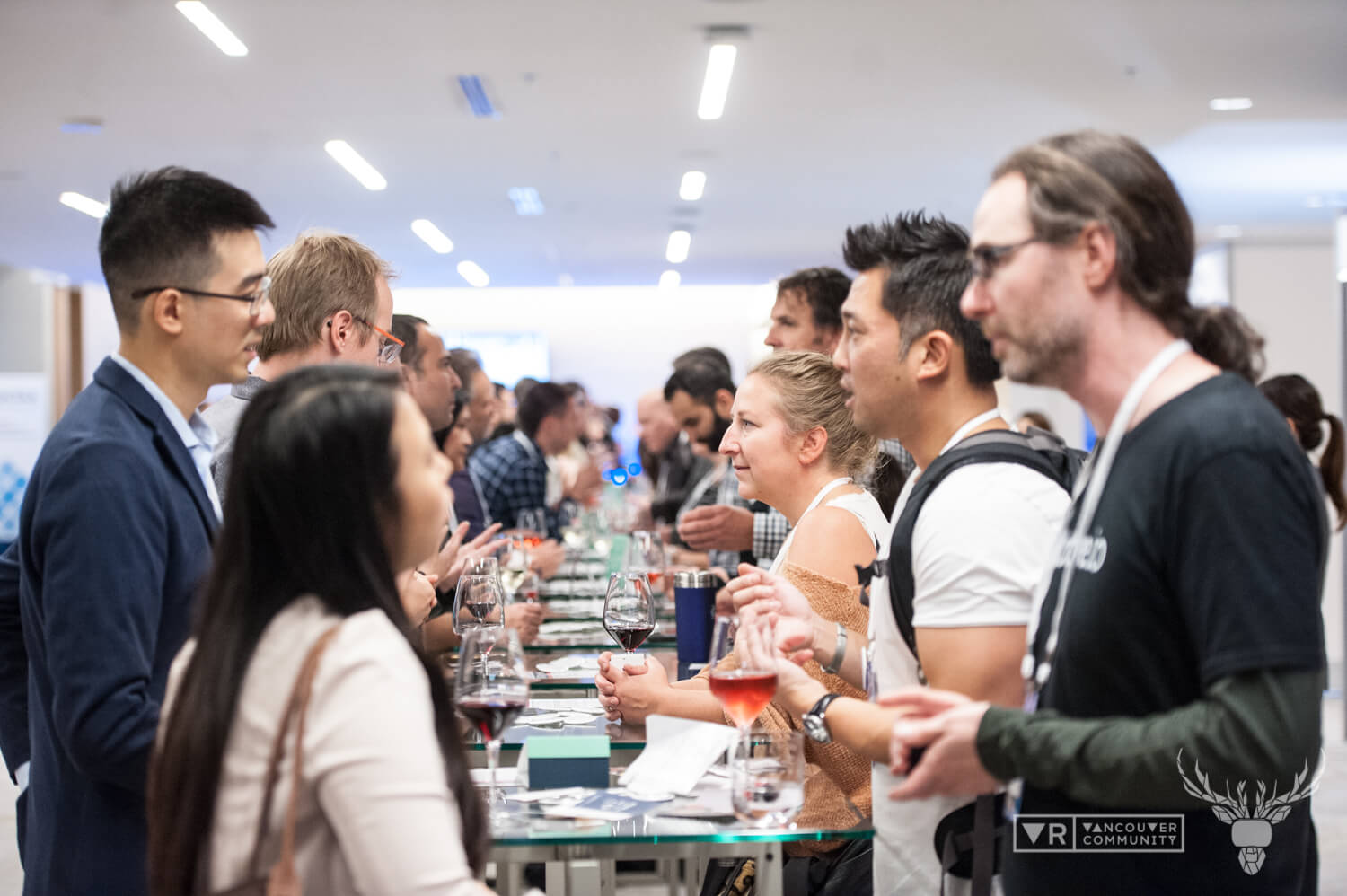 Speed dating - This is the ultimate networking event, like nothing you have ever seen before. Get out your business cards and get ready... you only have 3 minutes to talk to the person across from you, then you move along to the next...you have 50 chances to meet your match!
