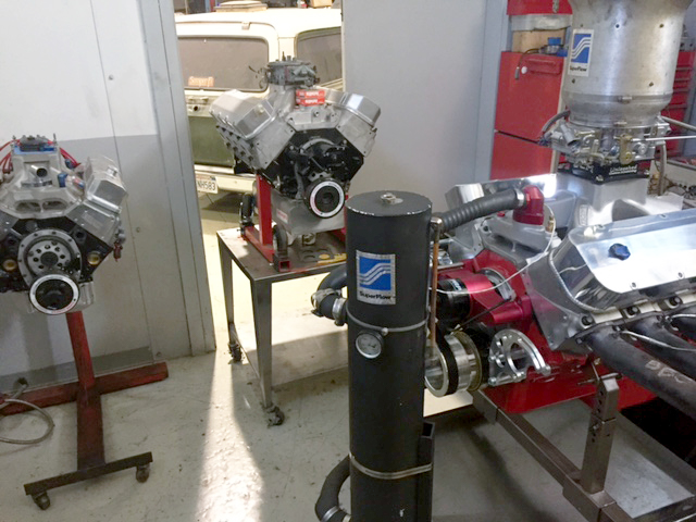 In-House Engine Dyno
