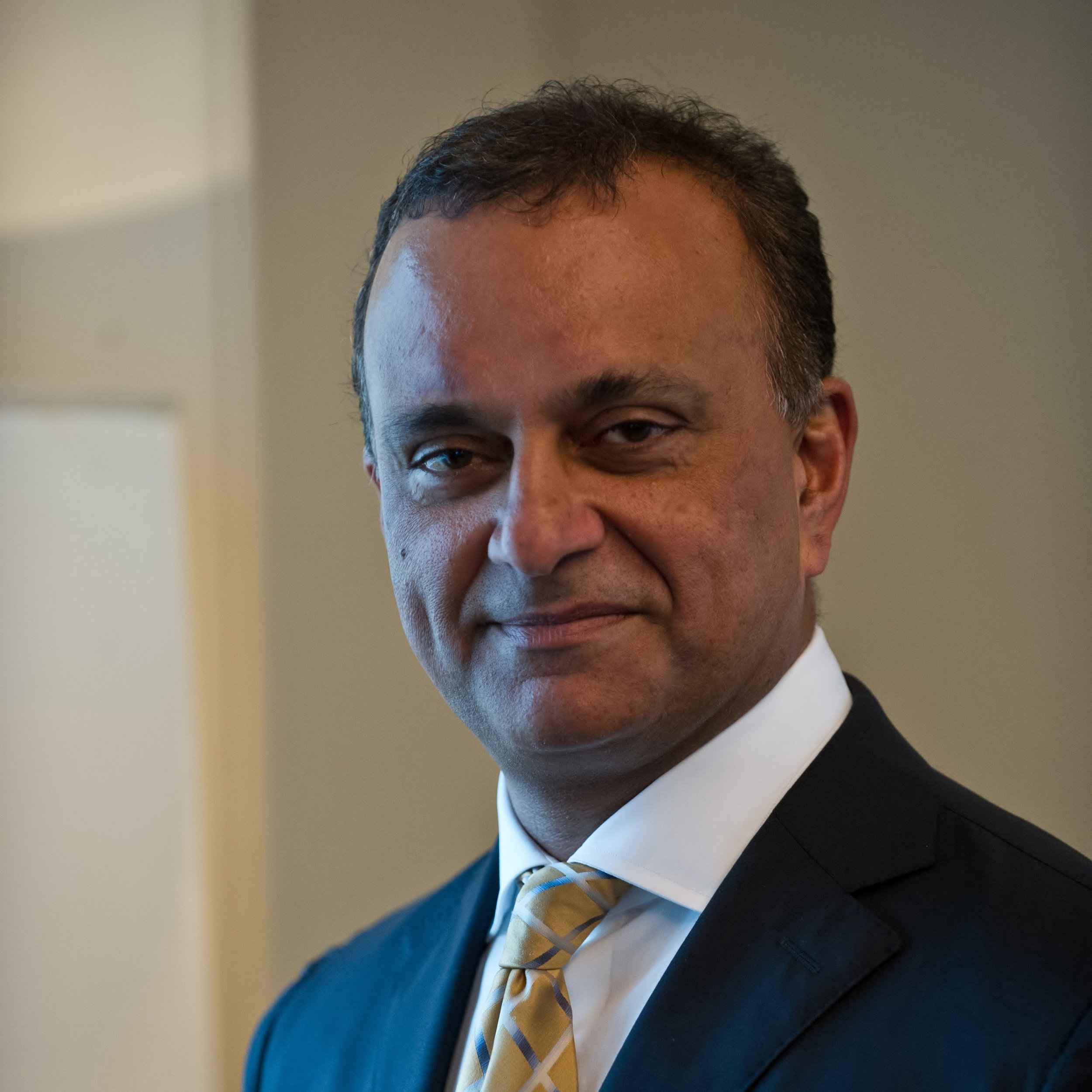 Karim Alibhai - Principal, Gencom