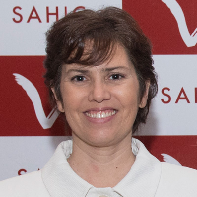 Graciana Garcia Iribarne - Strategic AdvisorSAHIC - After 10 years of her leading role as Vice President SAHIC, Graciana became Strategic Advisor for SAHIC, as from January 2018. Within this new role she will provide critical expertise and knowledge of the business, while being her main task the design of the events program, content development and speakers selection.With over 25 years' experience in the hospitality industry, she held a number of key positions in hotel operations for prestigious international hotel companies such as Marriott International and Starwood Hotels & Resorts. During that time, she took part in numerous hotel openings in the region, gaining valuable leadership skills.Graciana worked in hospitality consultancy in South America for almost 10 years. During her five-year tenure as Managing Director of HVS Buenos Aires office, she particularly gained experience in strategic planning and hotel & tourism development in Latin American markets.Graciana is part of SAHIC since its inception. Working closely with Arturo Garcia Rosa, President & Founder, in the launch of the first edition of the conference in 2008, she was part of the initial team which laid the foundations for the premier hotel investment conference in Latin America.M: +54 (9-11) 4147-7519E: mggiribarne@sahic.com