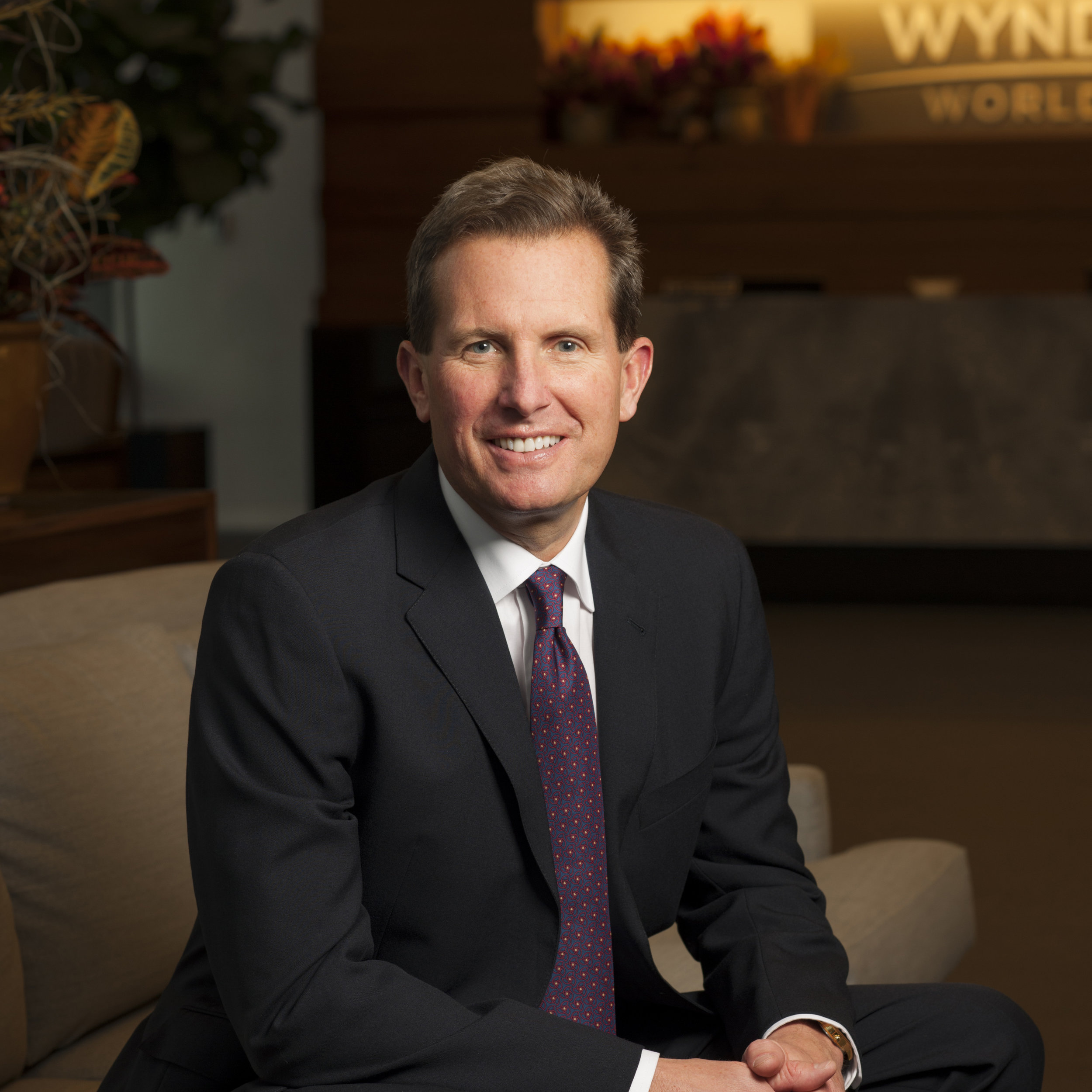 Geoff Balloti - CEO & President of Hotel Division at Wyndham Worldwide Corporation