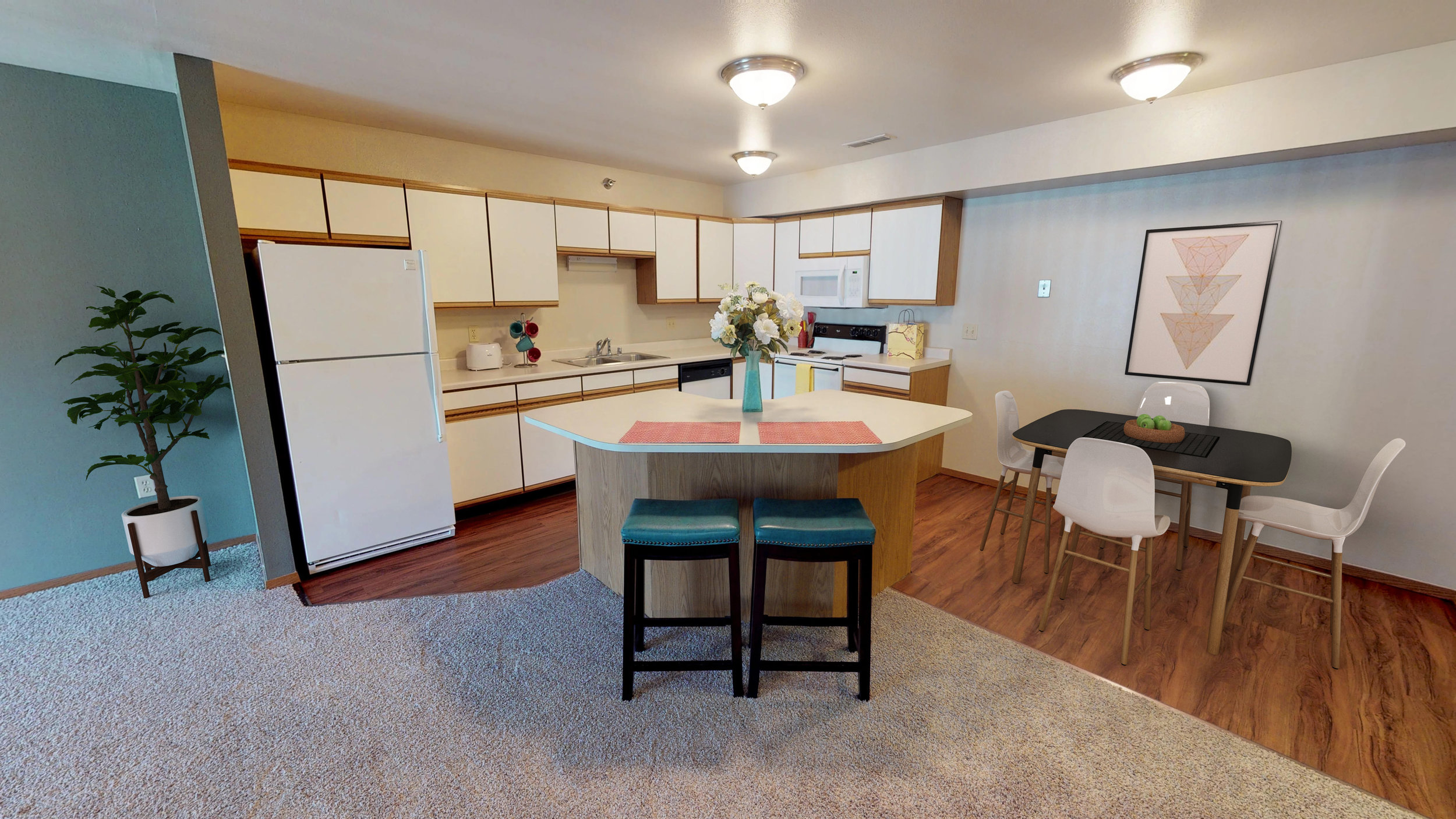 Welcome Home to Rocky Meadows Apartments!
