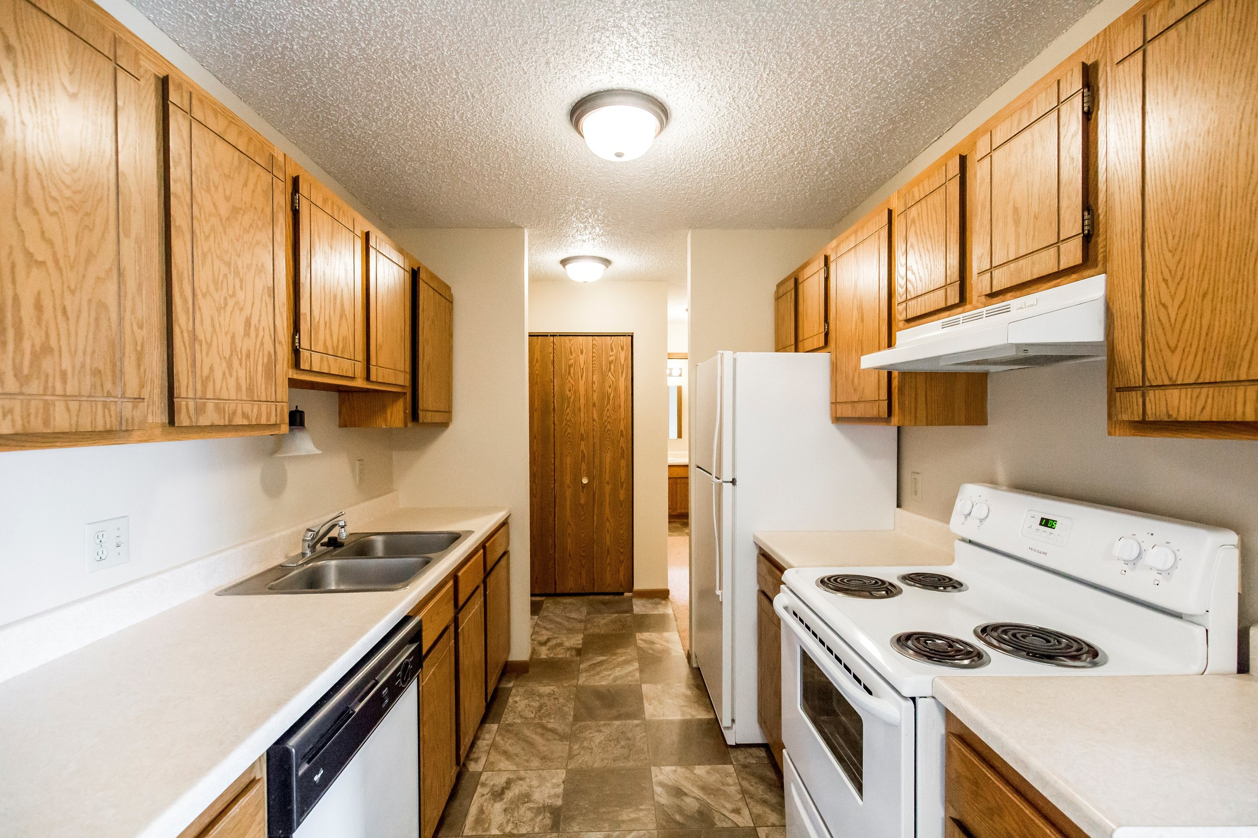 Large Kitchens with Ample Storage