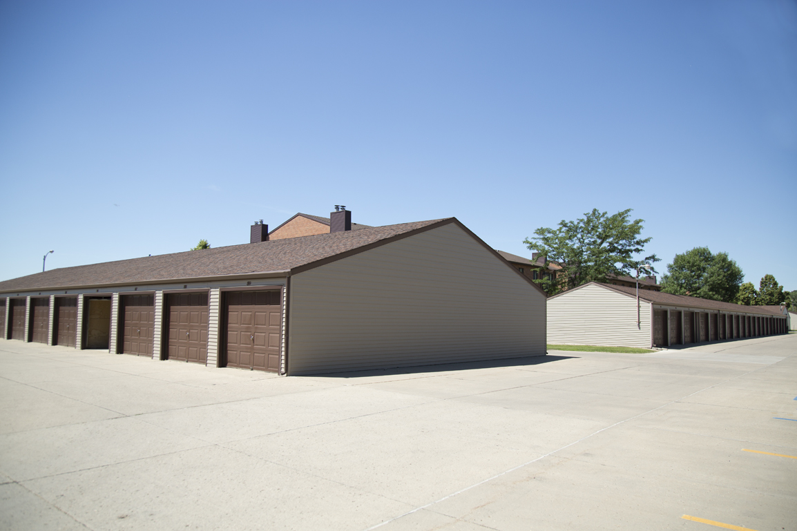 Detached Garage is Included