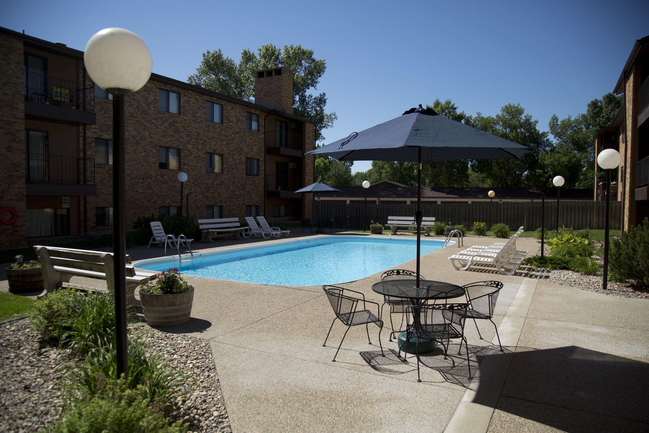 Welcome to Westwood Park Apartment Homes!