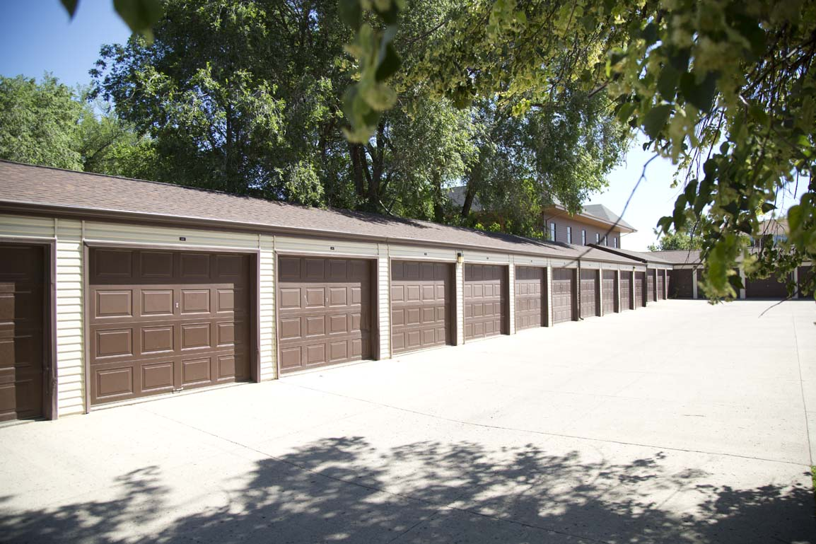 Detached Garages are Included
