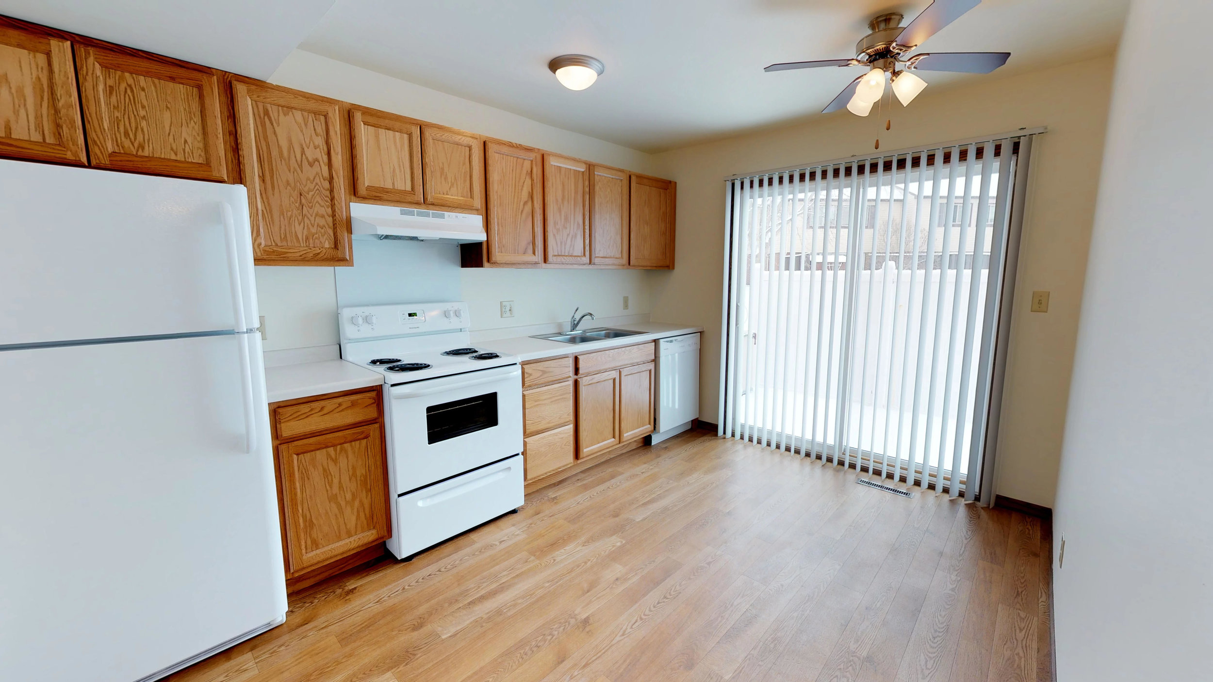 Spacious Kitchens with Tons of Storage