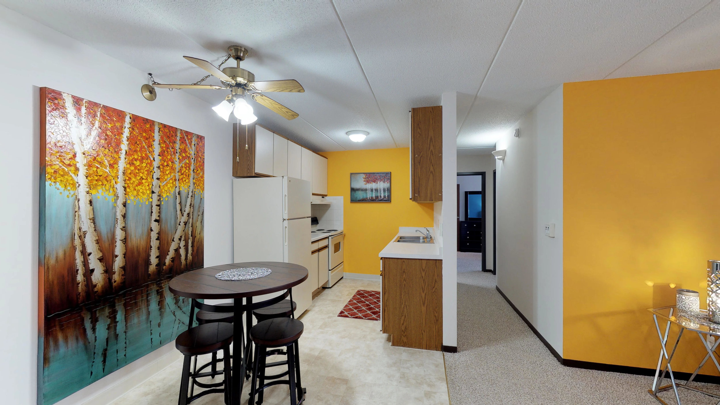 Welcome to Olympik Village Apartments!