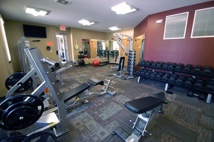 24 Hour Convenient Fitness Center
