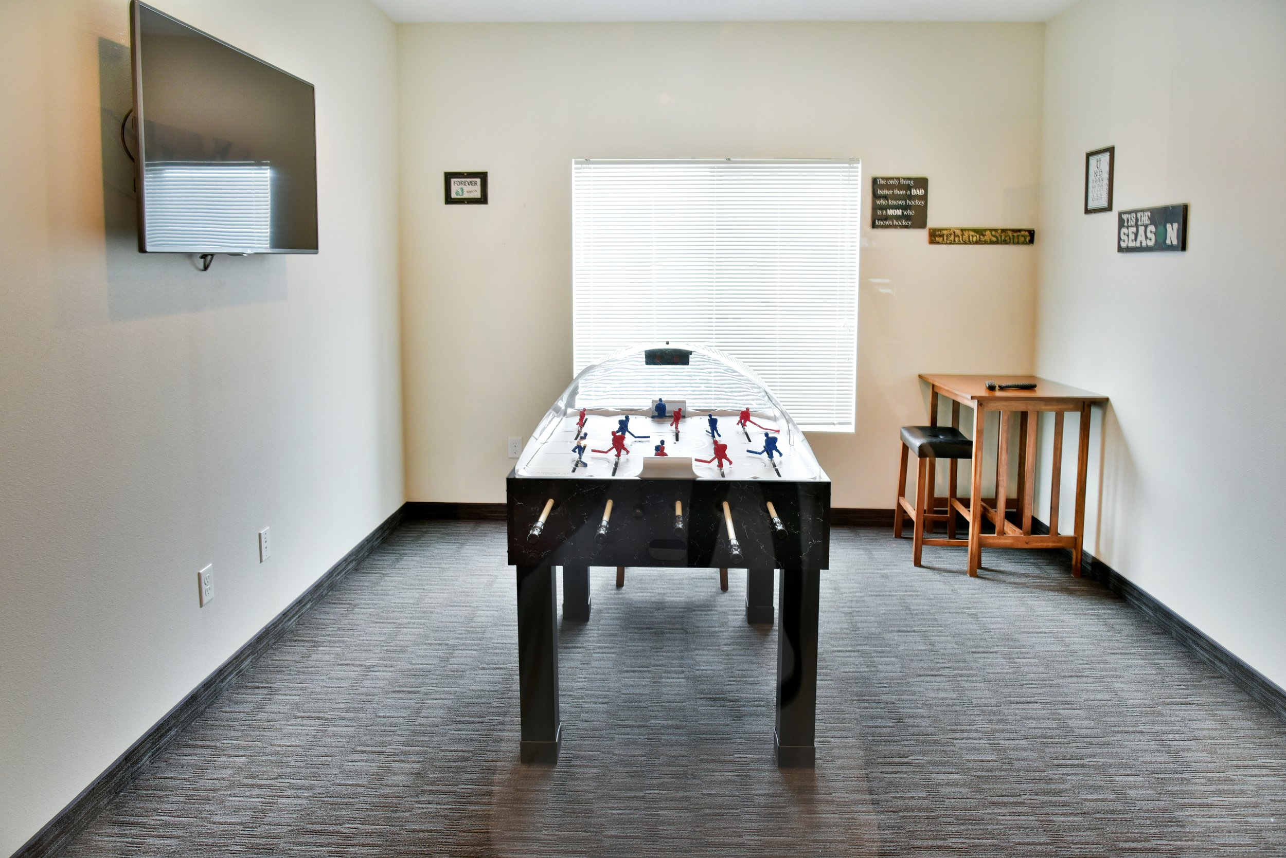 Hang Out & Enjoy the Game Room