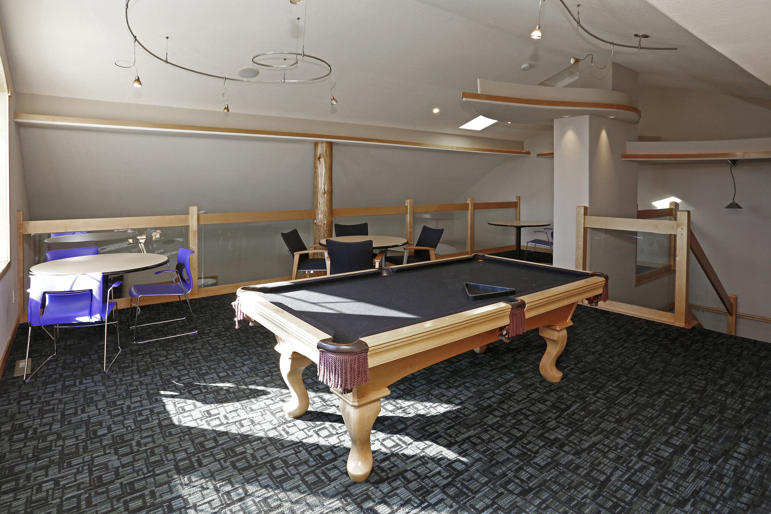 Challenge a Friend to a Game of Pool