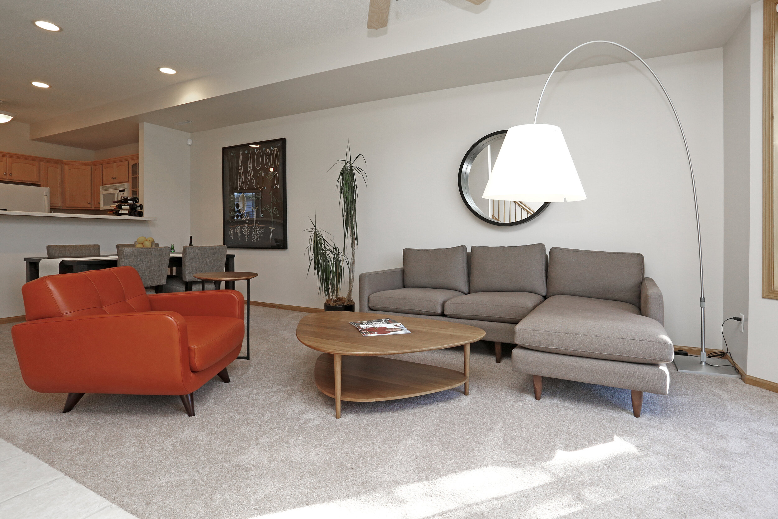 A Great Space for Entertaining Friends & Family