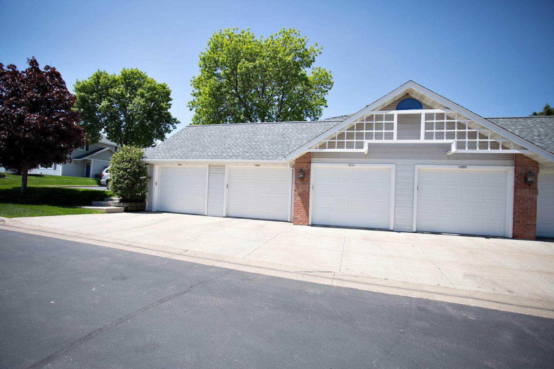 Detached Garages Included