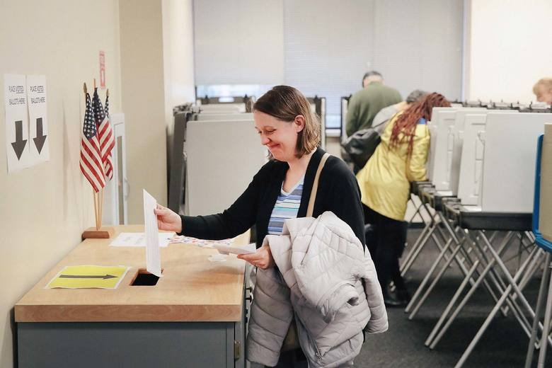 Follow virginia's example - There is still a concerted effort to get states to follow Virginia's example and switch to universal hand-marked paper ballots.