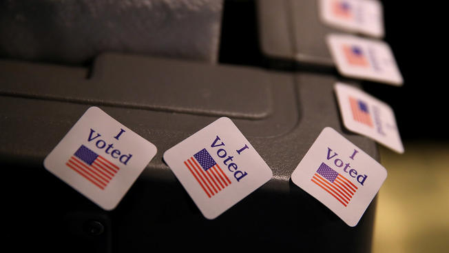 outdated voting machines - A report published Thursday on election security says states need more federal money to safeguard elections from outside threats.