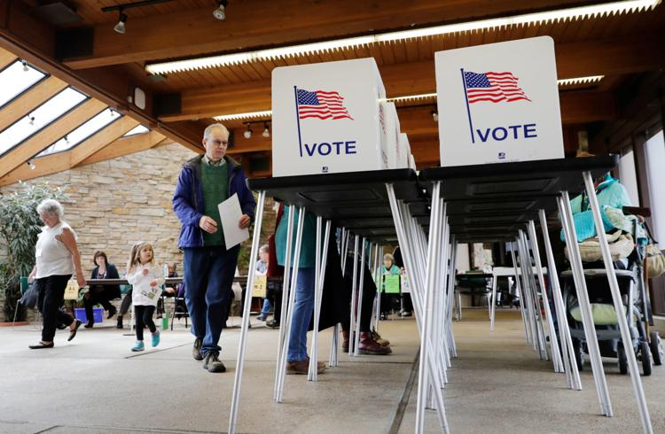 ELECTION SECURITY - The Elections Commission in a special meeting Tuesday approved measures aimed at increasing election security across the state.