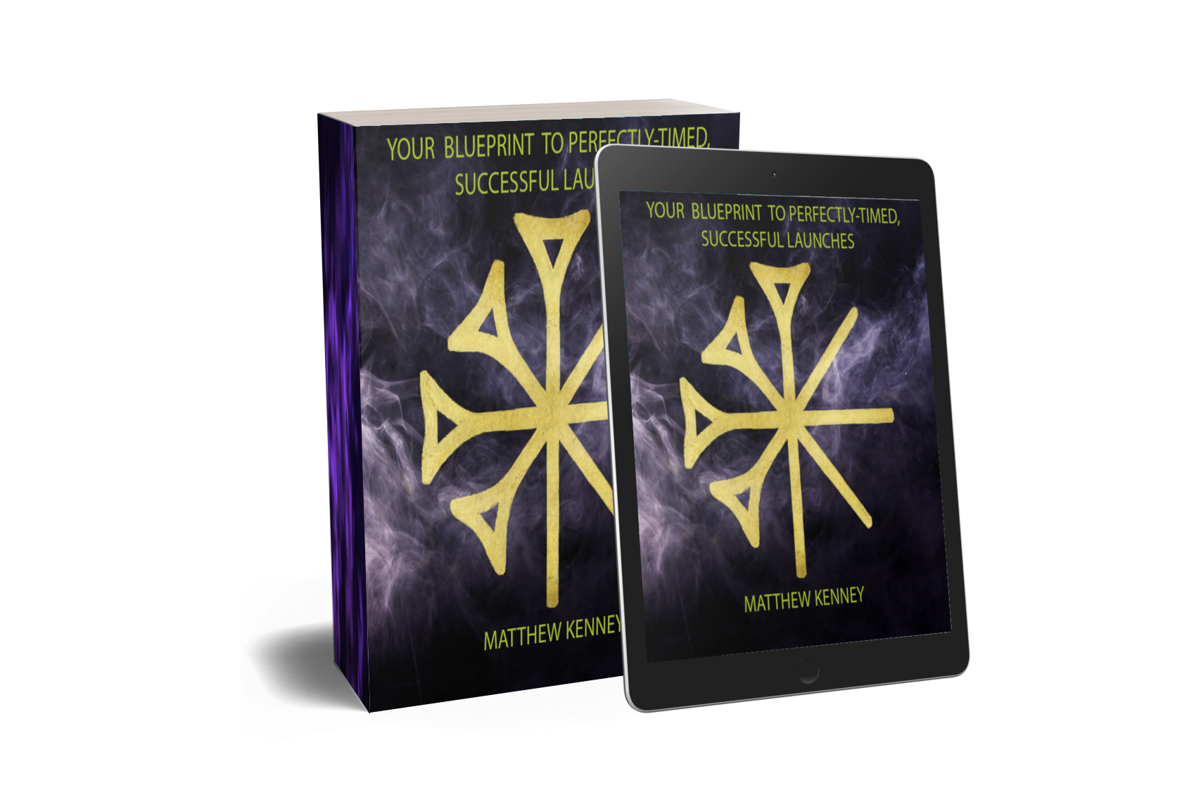 FREE Guide: Your Blueprint to Perfectly-Timed, Successful Launches - This guide gives you all the basics you need for interpreting your own natal chart and finding auspicious times to begin any venture.
