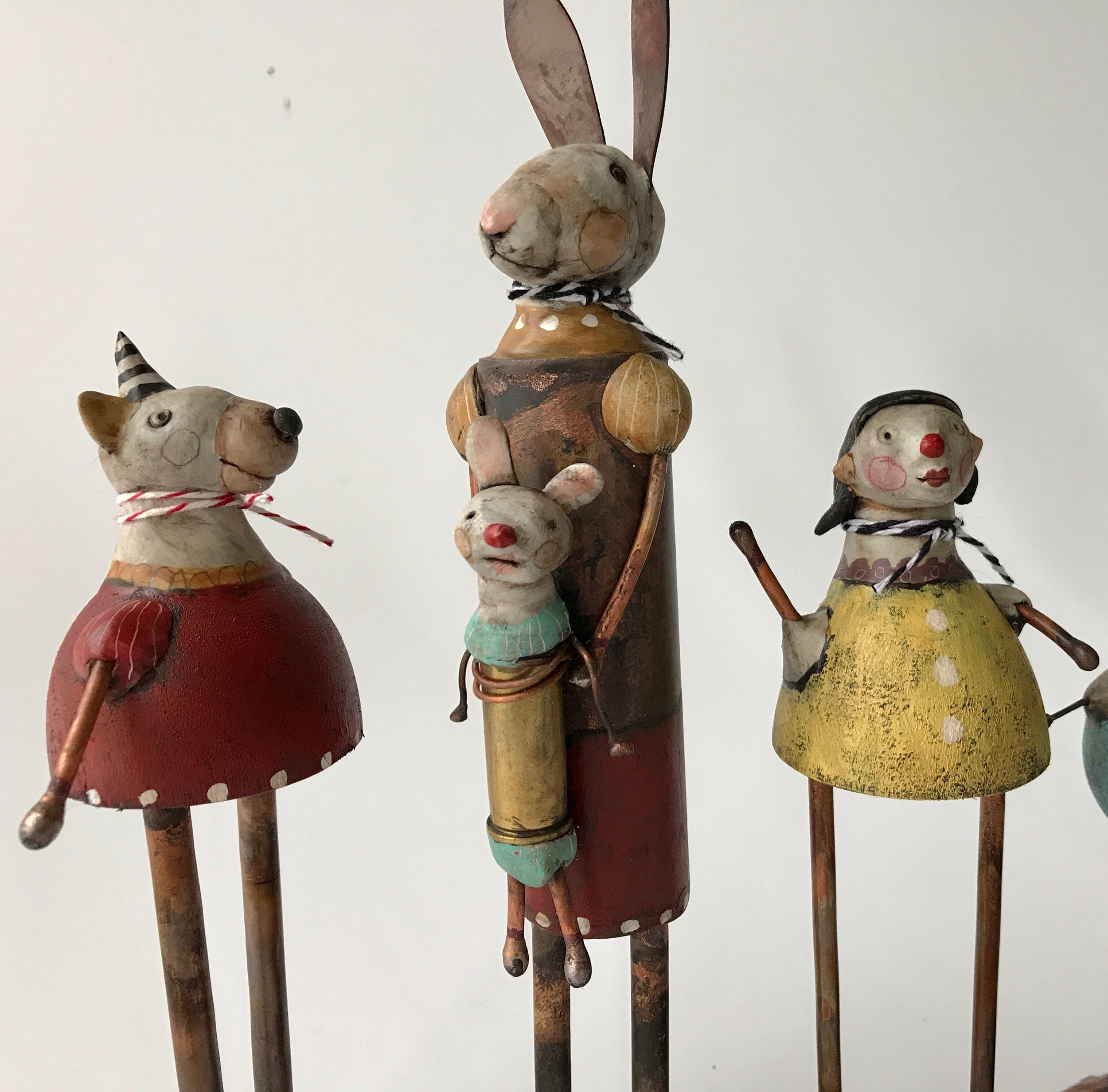 By Morgan Brig  (Aren't these adorable?!)