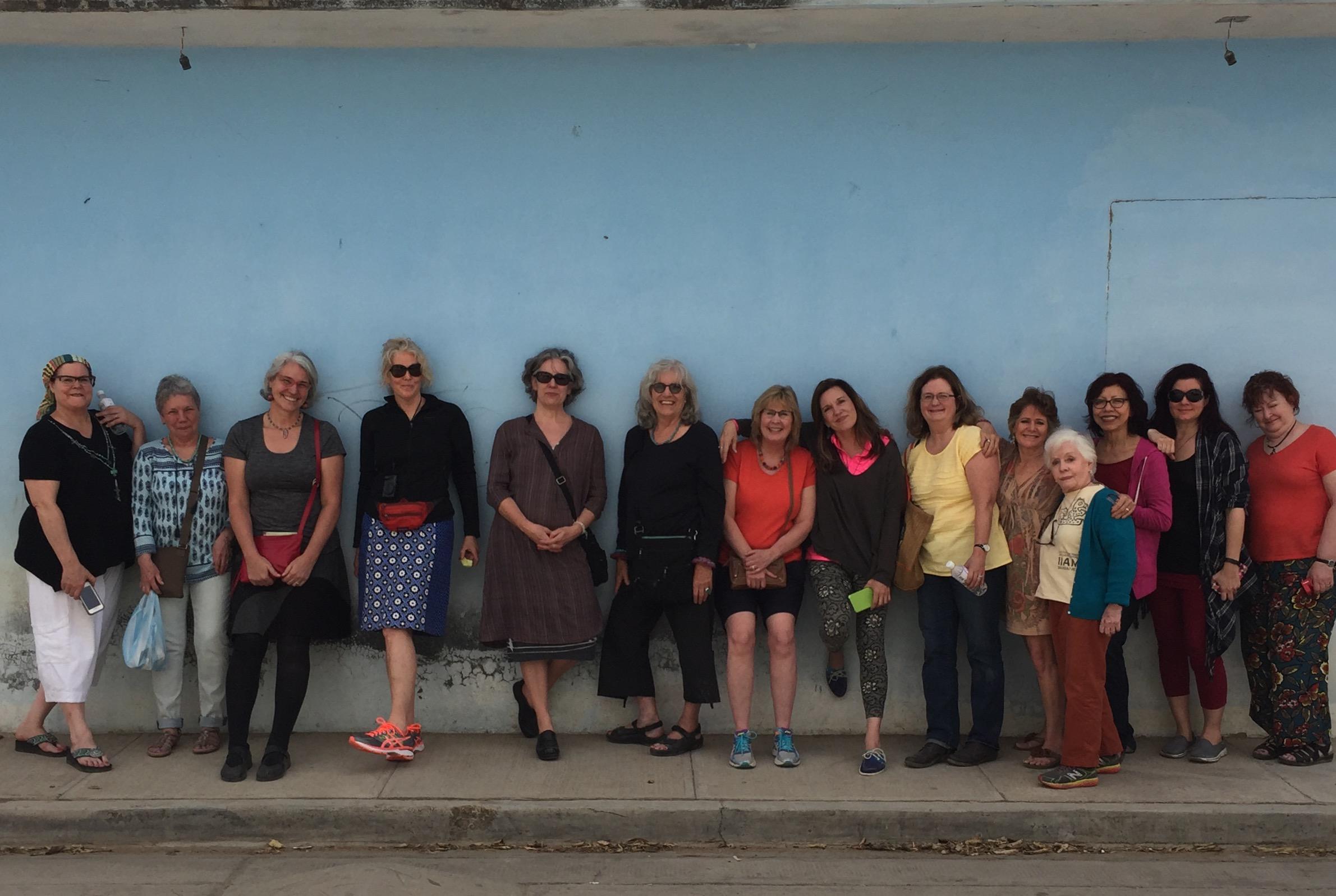 Spark Oaxaca with Carla Sonheim and Lynn Whipple