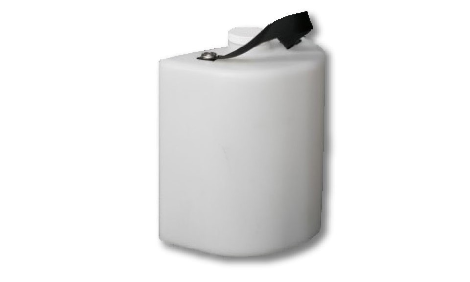Liquids Bottle for Composting Toilet