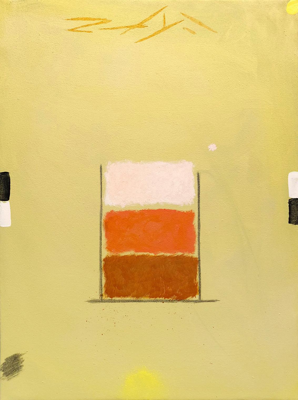 """Acrylic on Canvas Framed by the Artist 18"""" x 24"""""""