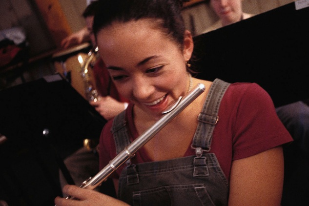 Gift of Music - We give donated and refurbished musical instruments to St. Louis Park youth free of charge. Have an instrument laying around collecting dust? Donate it to the Gift of Music program today.
