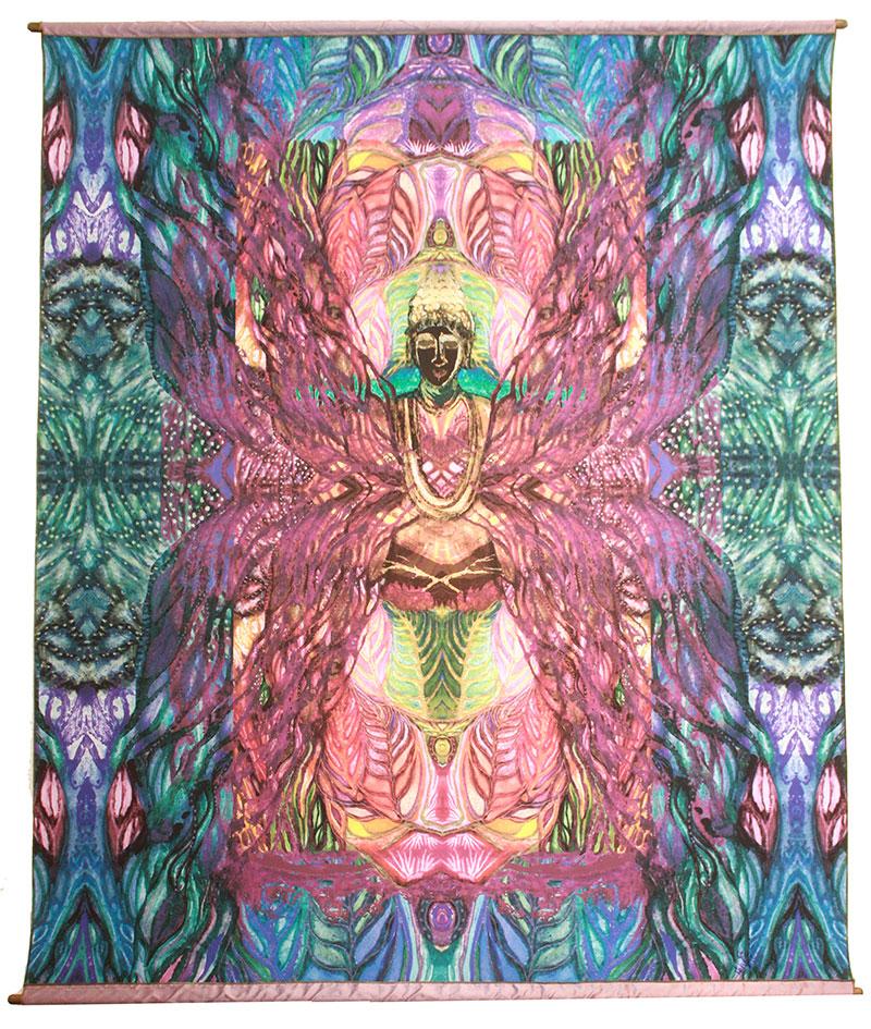 Winged Buddha