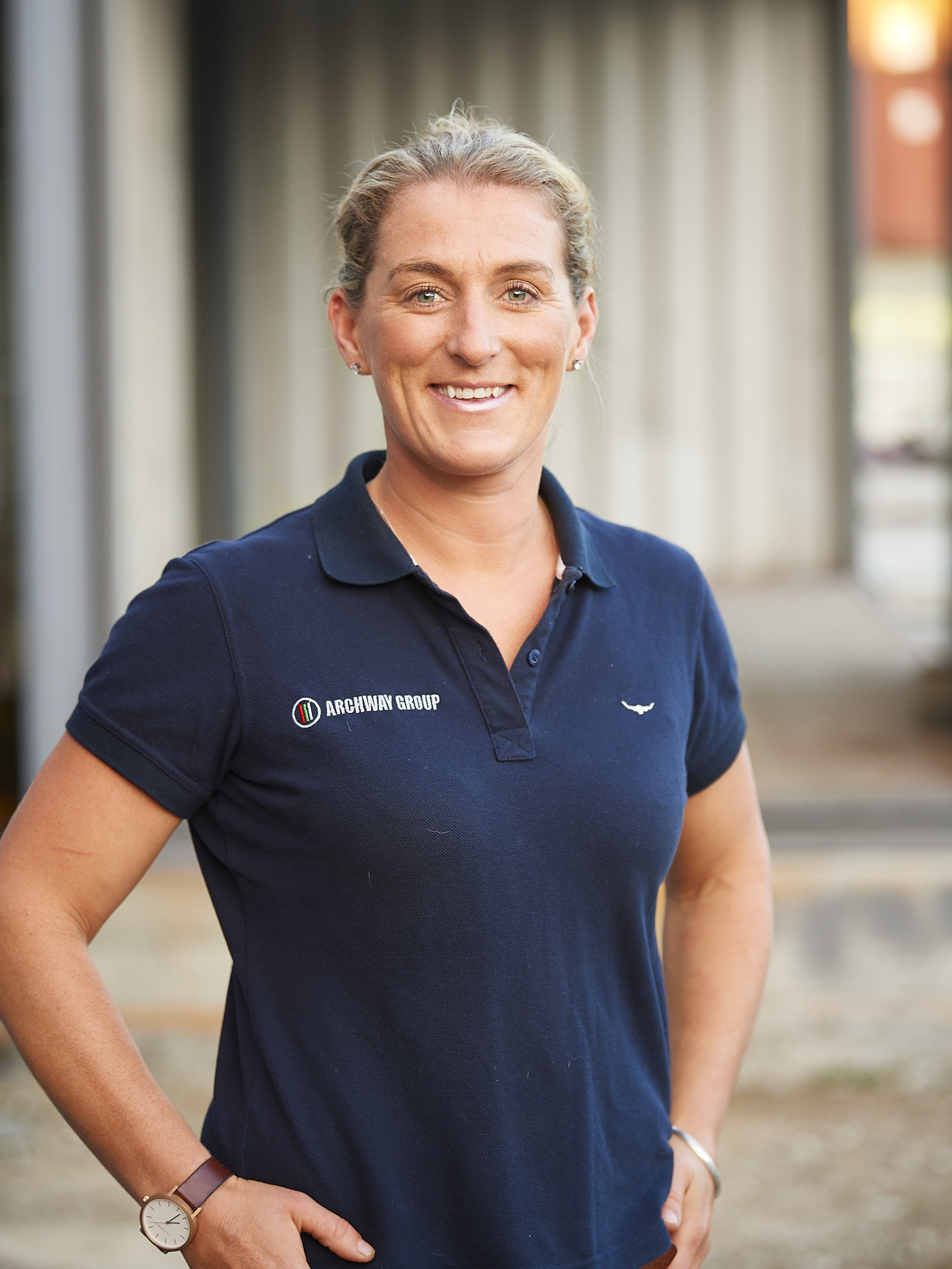 AMANDA HODGSON- FINANCIAL officer