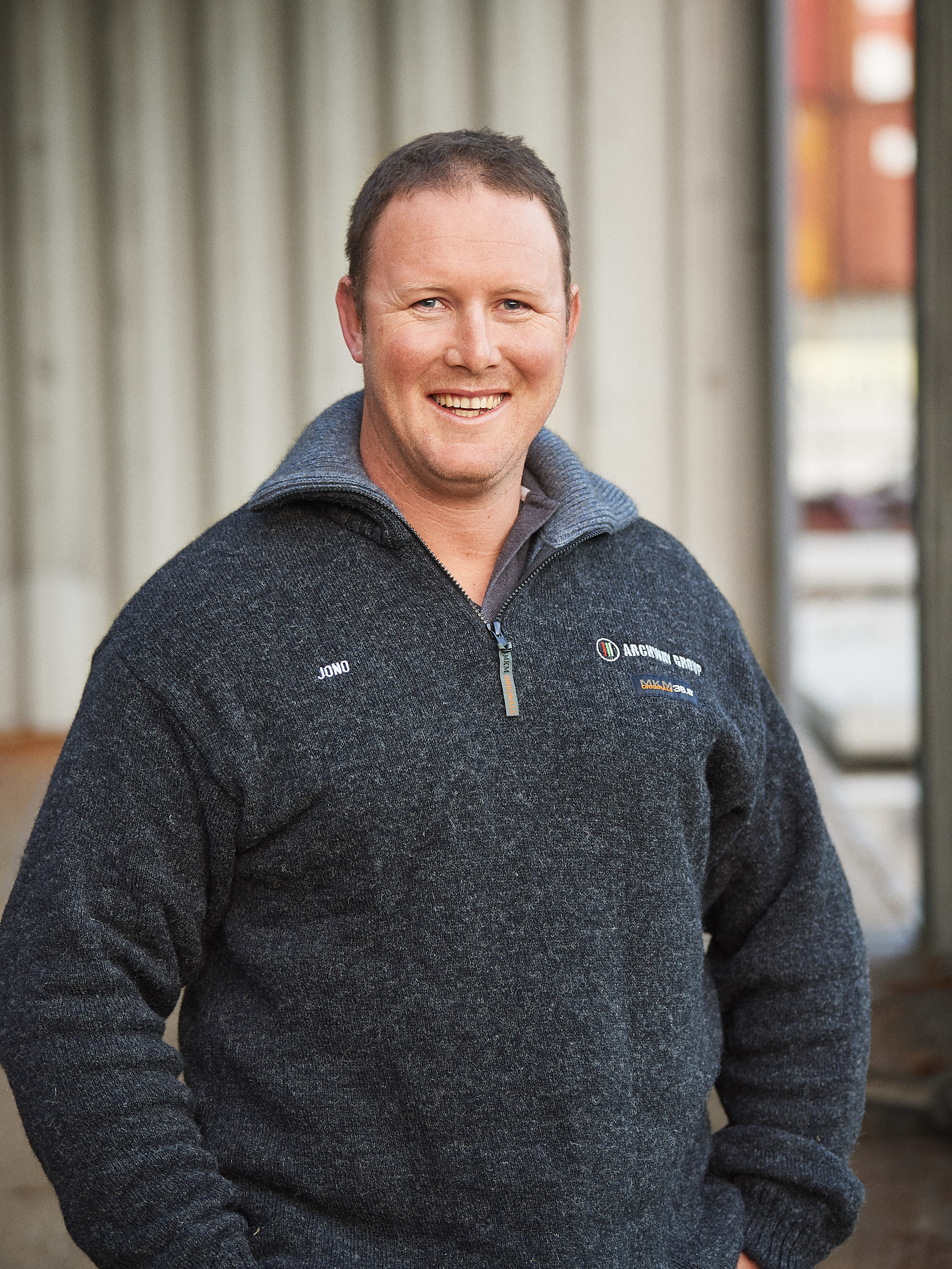 jono murphy - projects & operations manager