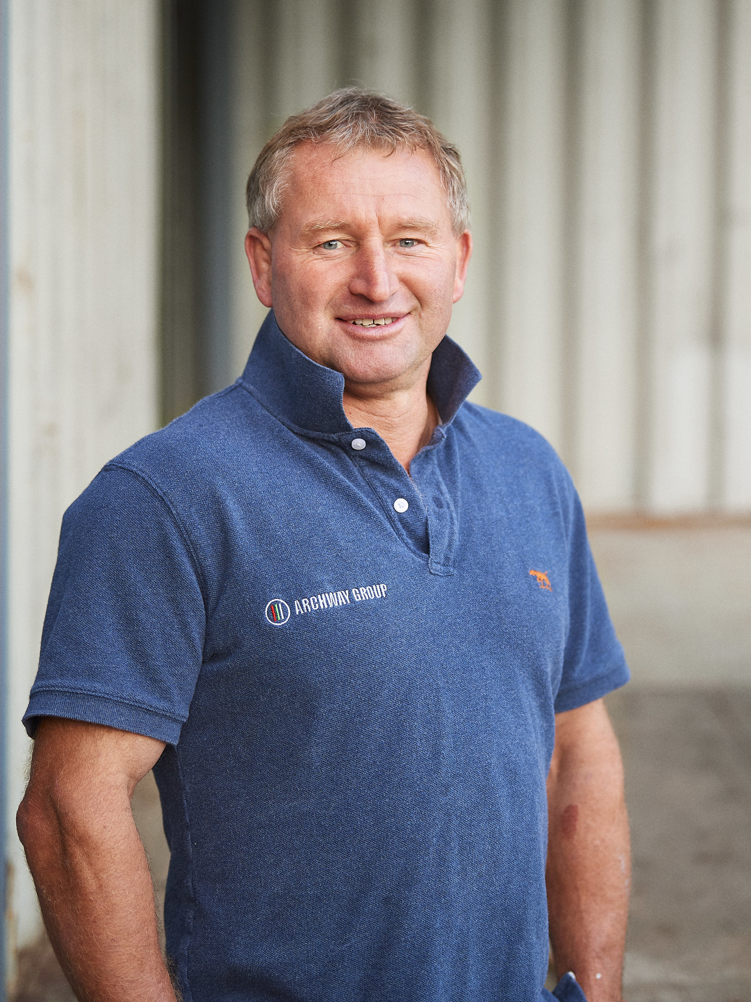 AIDAN WEST - plant & production manager