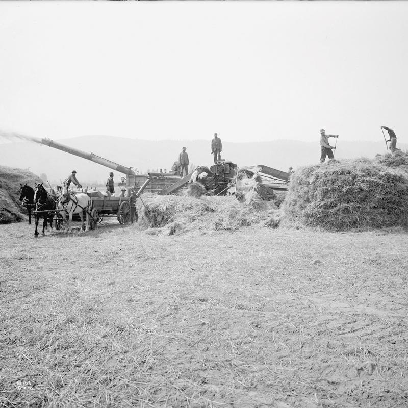 Ellensburg, 1915