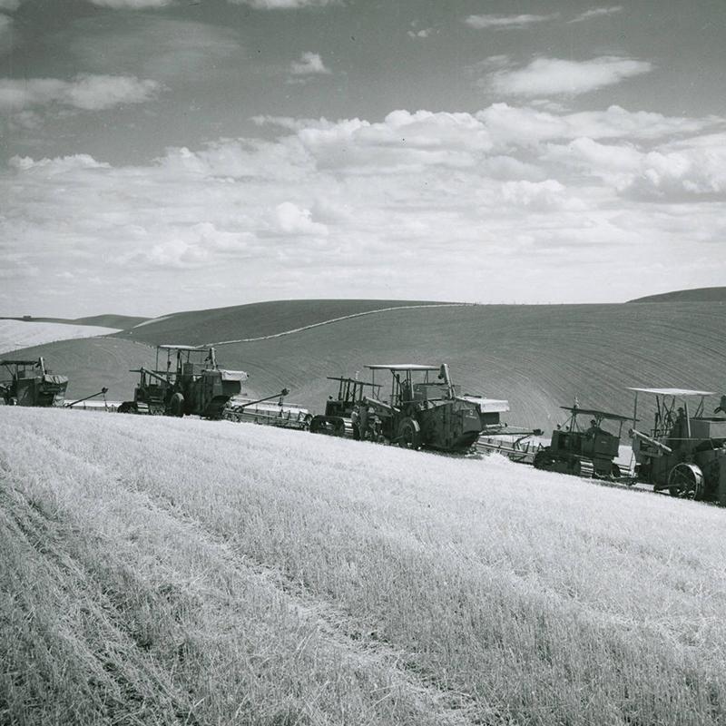 Whitman County, 1955