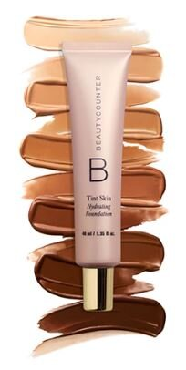 Tint Skin Hydrating Foundation: 10 shades to choose from