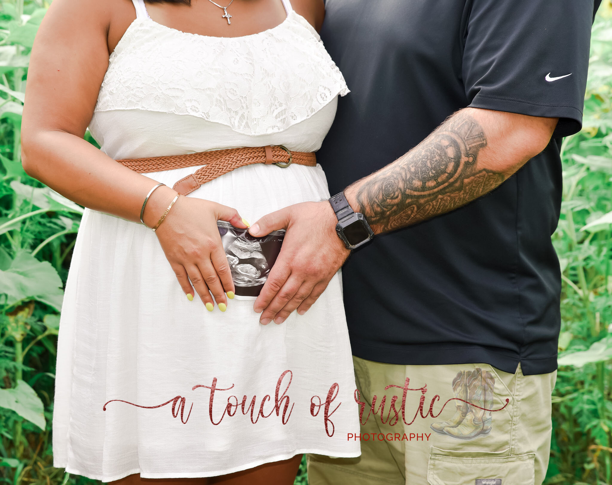 Maternity A Touch Of Rustic Photography