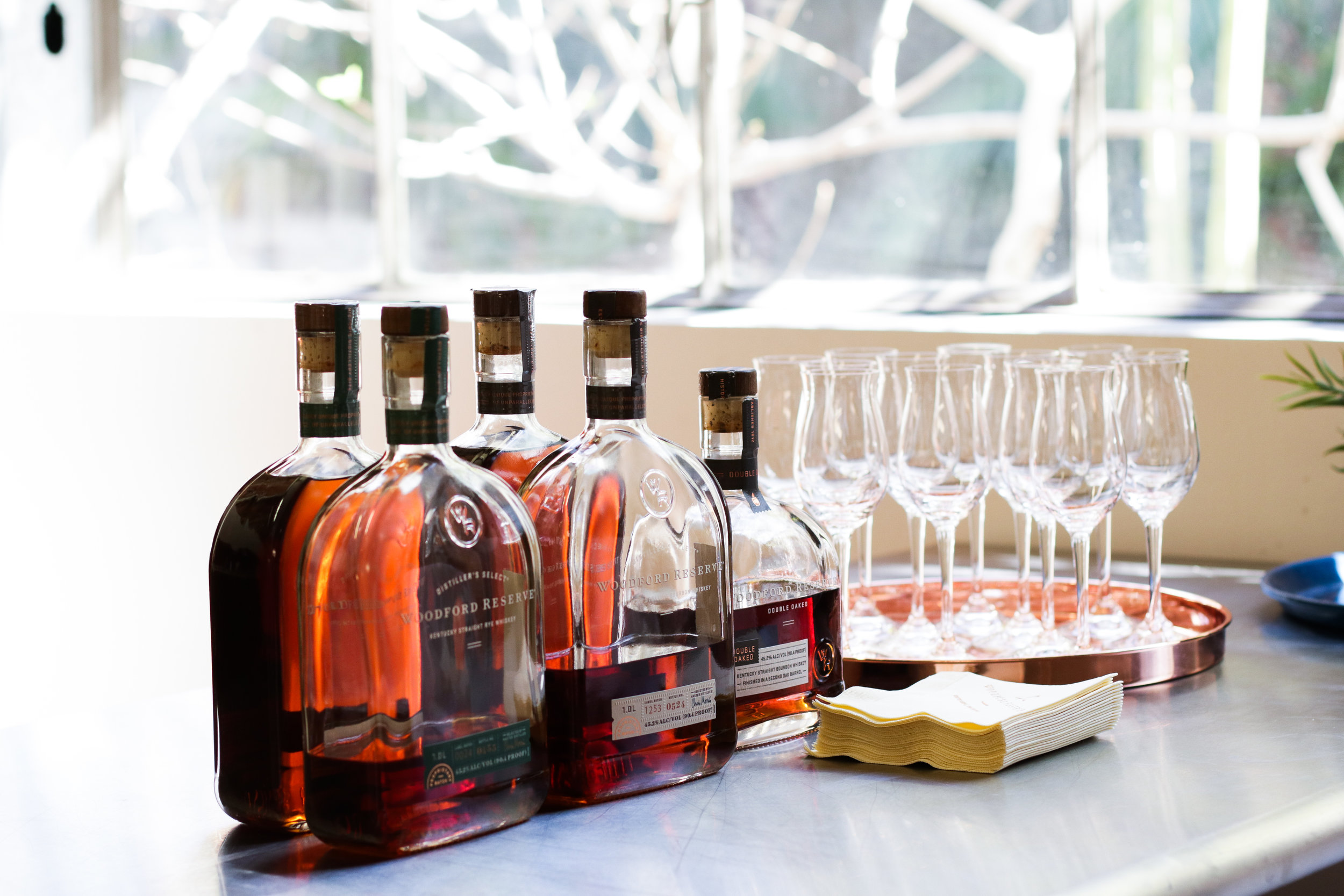 Woodford Reserve | Bar and Restaurant Consulting | Los Angeles
