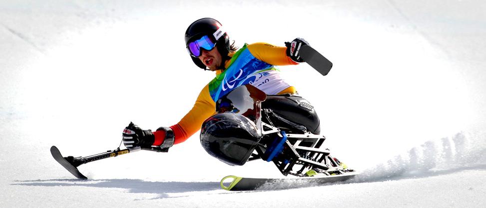 Josh Dueck, Vancouver 2010 Paralympics