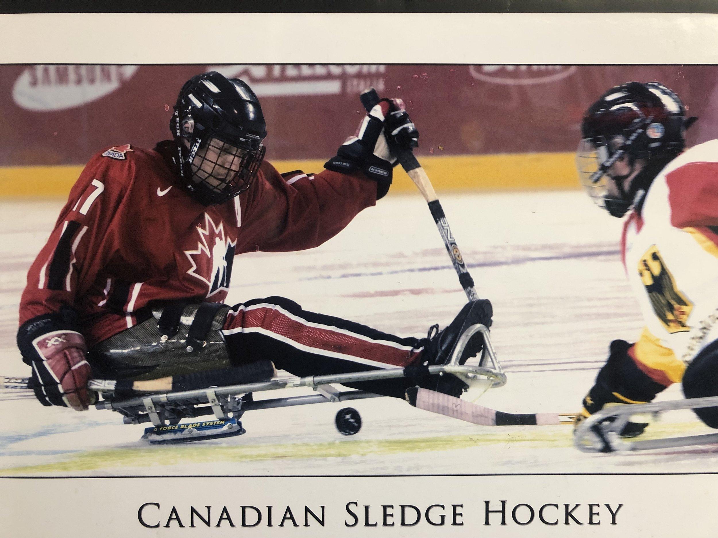 Canadian Hockey Sledge, Torino 2006 Paralympics