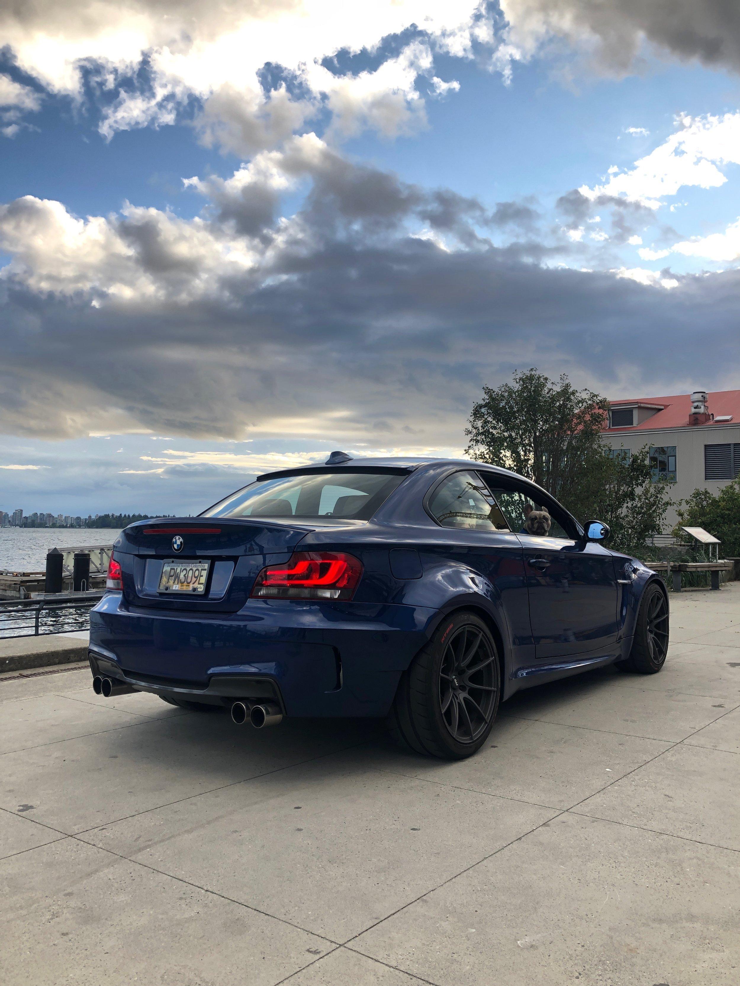 BMW 1M Wide Body Finished