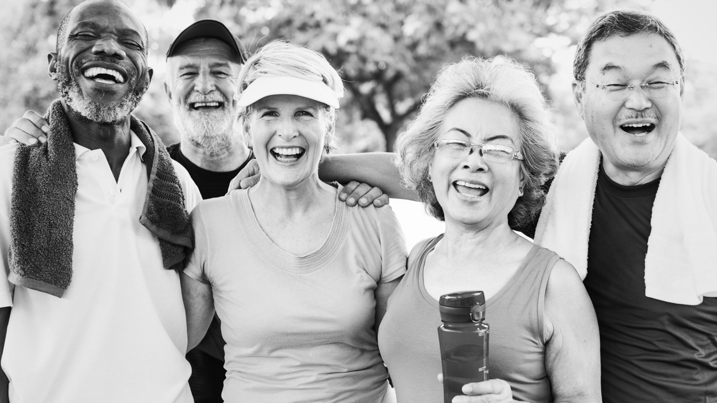 The Social Route - The social route is a unique blend of care for seniors where we engage in activities that encourage interpersonal relationships and heathy relationships with those in the community around us.