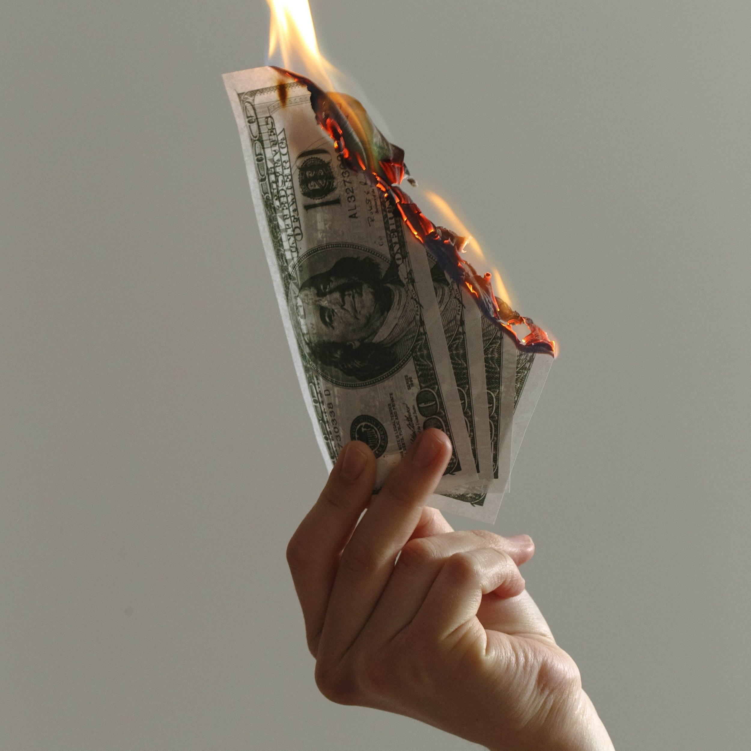 Burning cash with little to no results? -