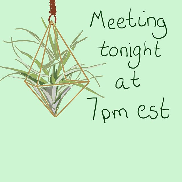 Meeting tonight at 7pm est. if you are signed up for the emails they will go out at 9 am est. if you still want in please send me a message and I will send you the info! . . #supportgroup #herpesawareness #hsv #hsv1 #hsv2 #livingwithherpes #hsvinthecity