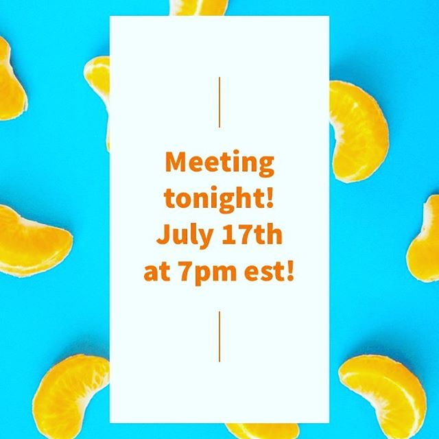 Tonight is the All genders meeting. 7pm est. . . #supportgroup #meeting #showupforyourself #showup #dcmetroarea #hsvsupportgroup #hsv #hsv1 #hsv2 #sexpositive #sexeducation #family #hsvinthecity