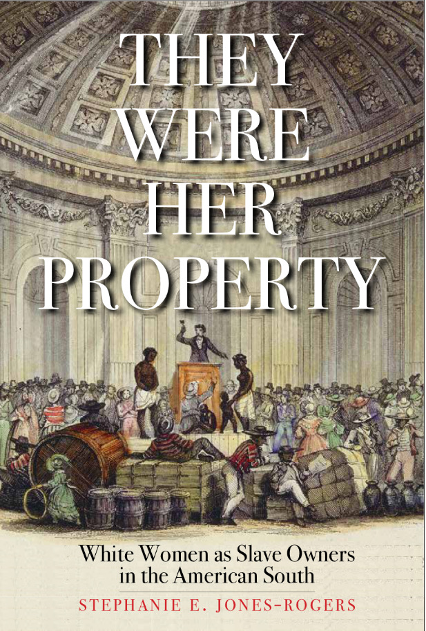 In the Headlines - Reviews of They Were Her Property